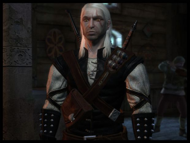 The Witcher Dark Geralt - Full DL