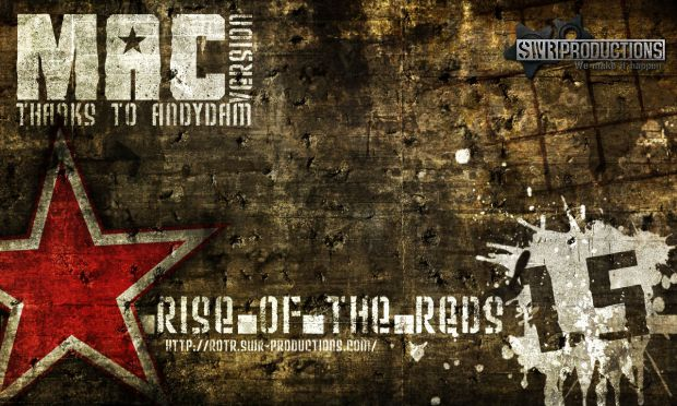 Rise of the Reds 1.5 Mac
