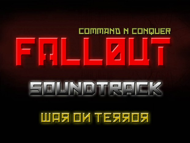 War On Terror - CNC Fallout Soundtrack