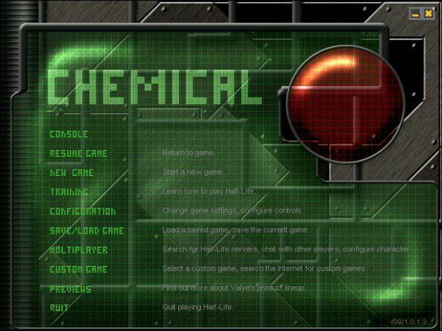 Half-Life: Chemical Existence Full Install v1.0.0