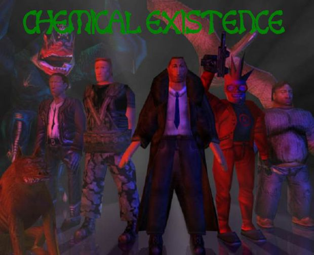 Chemical Existence Steamfix v1.1