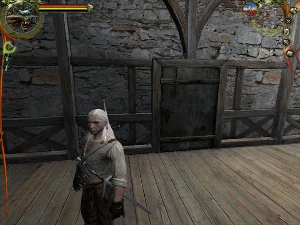 Silver sword visibility mod