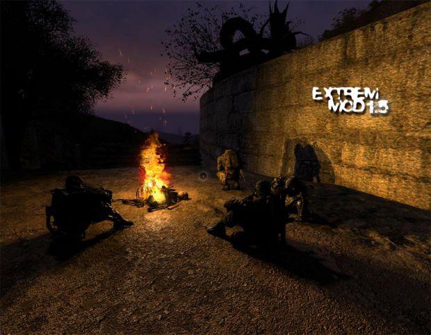 S.T.A.L.K.E.R Extrem Mod 1.5 Beta