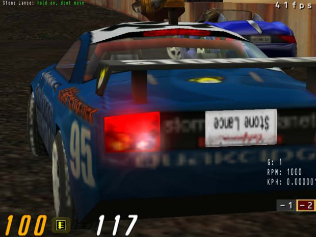 Q3Rally V1.33 Patch