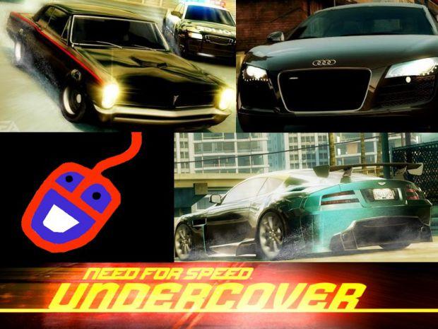 NFS undercover car sound for GTA SA aston martin a