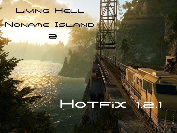 "Living Hell: Noname Island 2  ""Stuck"" Hotfix 1.2.1"