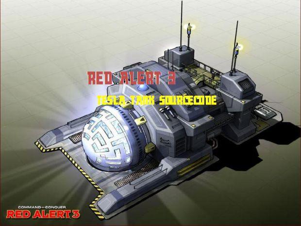 Tesla Tank Sourcecode
