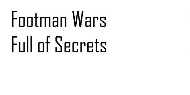 Footies Full of Secrets