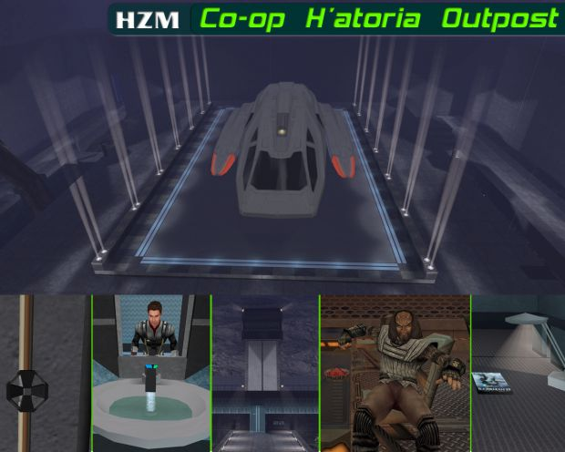 Co-op H'atoria Outpost