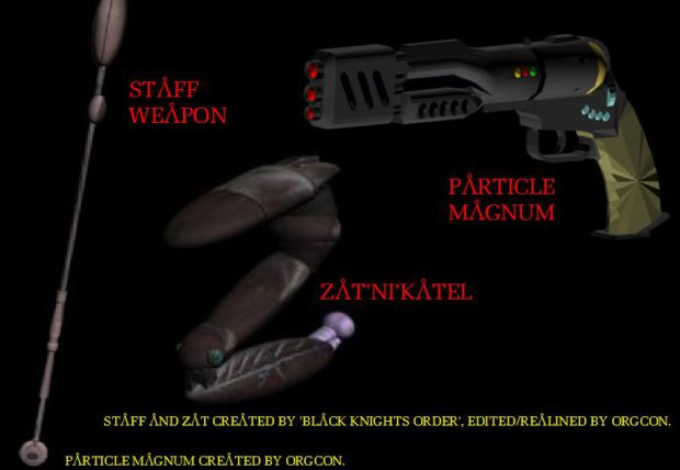 Stargate Weapons Pack