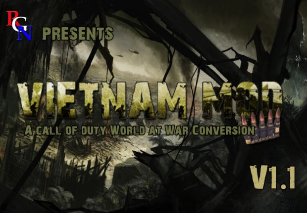 Vietnam Mod v1.1 Patch Server Files