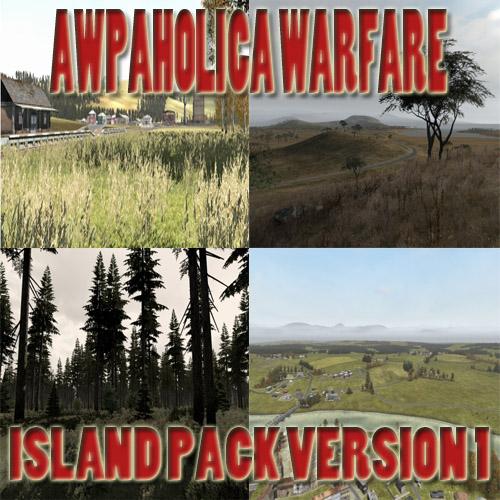 AWP Warfare Island Pack v1