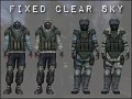 Fixed Clear Sky Textures & Models