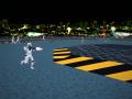 MK64 Skyscraper Battle Arena (MAP #2)