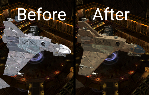 Freelancer Broken Interior Lighting Fix