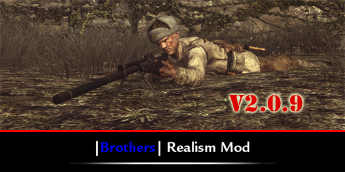 Brothers Realism Mod v2.0.9 (French) (updated)