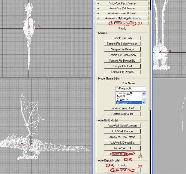 3D tools for Severance v2.5
