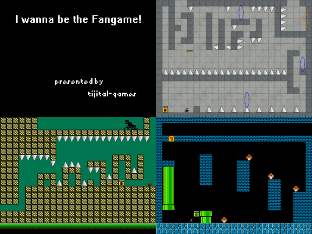 I wanna be the Fangame (Final, patched)