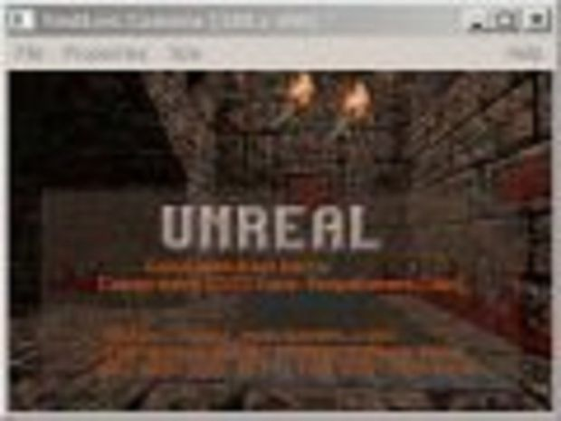 Unreal 1995 Tech Demo
