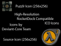 Puzzlr and Source Icons