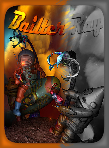 BailterRay UDK Version