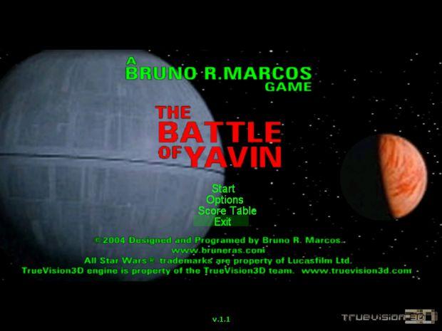 STARWARS, Battle of Yavin. Full Download