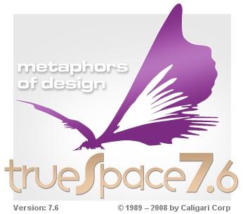 Truespace 7.6