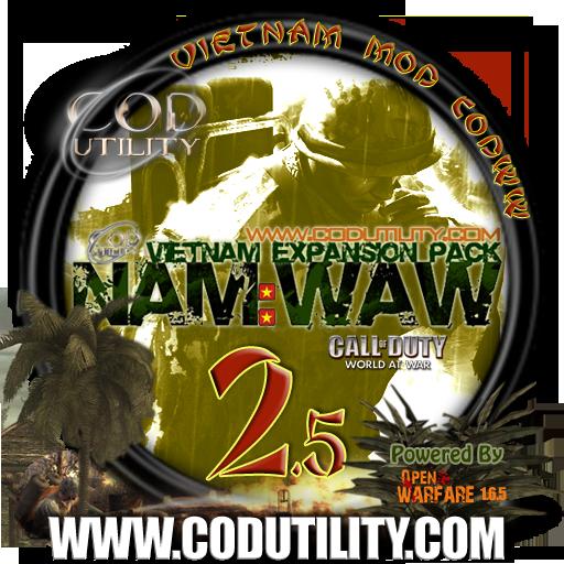 NAM:WAW v2.51 Vietnam Expansion Pack(w/Map Updates