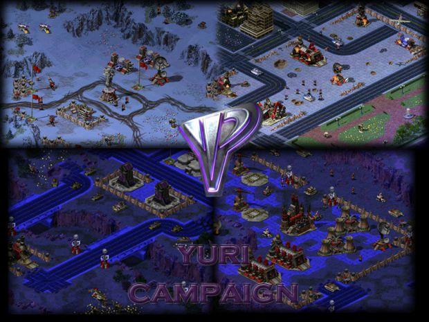 ARustySpoon's Yuri Campaign (Missions 1-3)