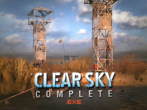 Clear Sky Complete 1.1.3 .exe [recommended]