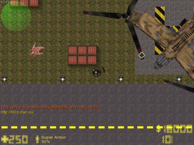 Half-Life Apha Monster Skins!