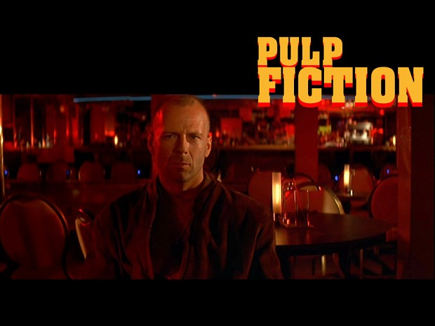 Butch from Pulp Fiction