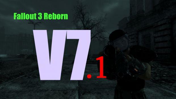 Fallout 3 Reborn V7.1 PATCH