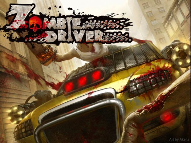 Zombie Driver Slaughter patch 1.1.4