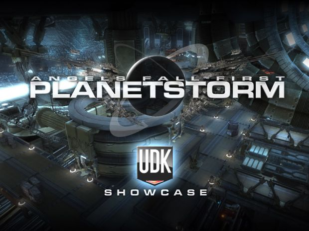 Angels Fall First: Planetstorm UDK Showcase