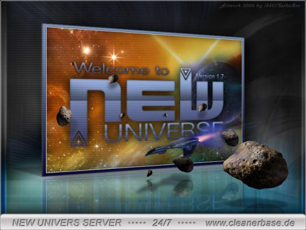 New Universe 2.0