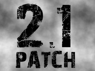 Patch 2.1