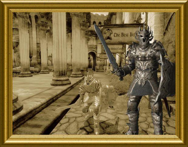 Dragonbone Armor Set 1.0