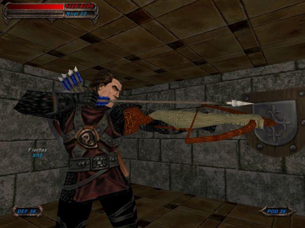 Zarandaur I: The Blood of a Warrior