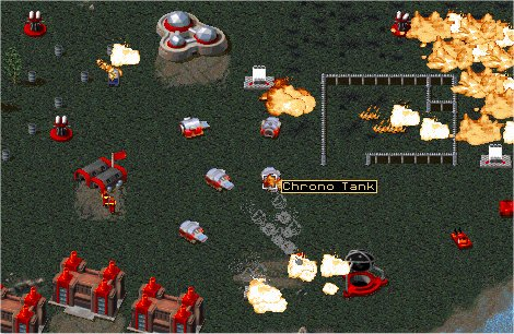 Command&Conquer Red Alert: The Downfall