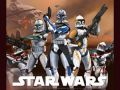 Clone Wars Start up Screen Wallpaper