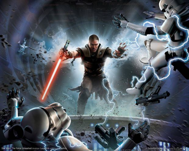 Save Games Star Wars The Force Unleashed USE