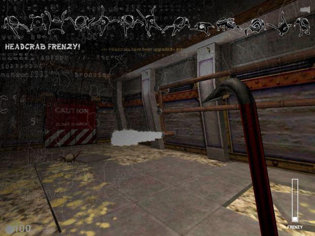 Headcrab Frenzy! (old version 1.3)