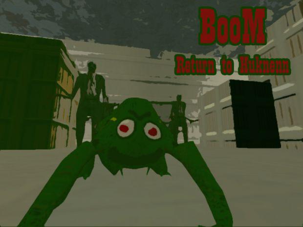 BooM: Return To Huknenn Demo