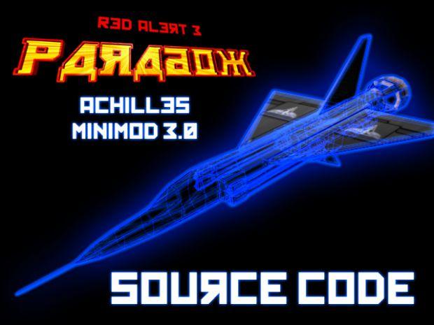Achilles Minimod 3.0 Source Code