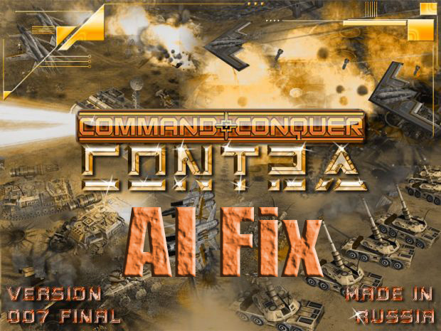 Contra 007 Fixed AI