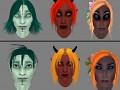 Integration Alternate NPC Faces plugin