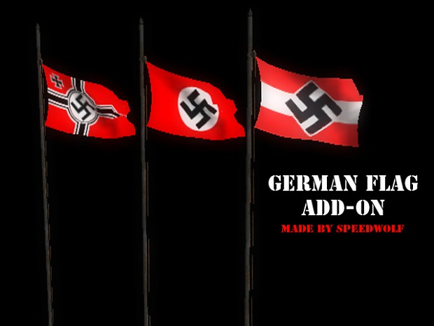 German Flag Add-on
