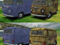 Volkswagen T2 (Rusty version)