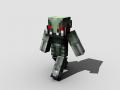 Minecraft Blender Rig